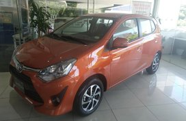 2019 Toyota Wigo for sale in Makati