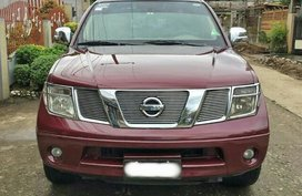 2008 Nissan Frontier Navara for sale in Cavite
