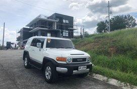 Toyota Fj Cruiser 2016 for sale in Quezon City