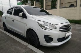 2015 Mitsubishi Mirage G4 Automatic at 77000 km for sale in Las Pinas