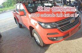 Chevrolet Colorado 2019 for sale in Quezon City