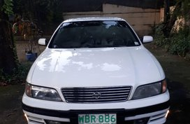 1998 Nissan Cefiro for sale in Quezon City