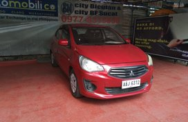 Sell Red 2014 Mitsubishi Mirage G4 in Parañaque