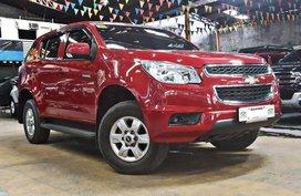 Red 2016 Chevrolet Trailblazer Diesel Automatic for sale