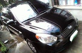 Selling Black Hyundai Accent 2011 Manual Diesel
