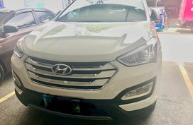 Hyundai Santa Fe 2013 Diesel Automatic for sale in Metro Manila