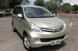 Selling Used Toyota Avanza 2014 Automatic in Lucena