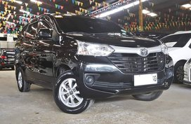 Black 2017 Toyota Avanza at 19000 km for sale in Quezon City