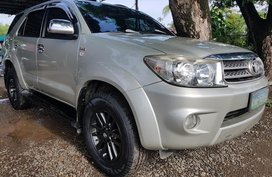 Used 2011 Toyota Fortuner Manual Diesel for sale
