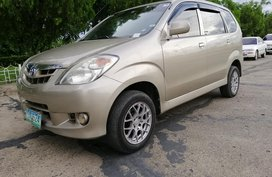 Beige 2010 Toyota Avanza at 70000 km for sale in Isabela