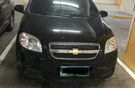 Selling Chevrolet Aveo 2012 Sedan Manual Gasoline in Pasig