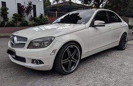 Mercedes-Benz C-Class 2010 at 30000 km for sale in Cebu