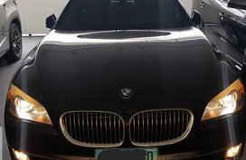 Sell Used 2012 Bmw 750Li Bulletproof at 3000 km in Metro Manila