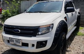 Selling 2nd Hand 2015 Ford Ranger Manual Diesel in Isabela