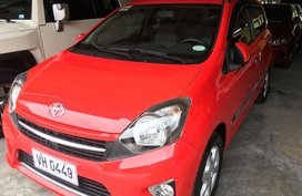 2016 Toyota Wigo for sale at 32000 km for sale in Pasig