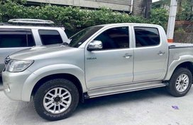 2014 Toyota Hilux Diesel Automatic for sale