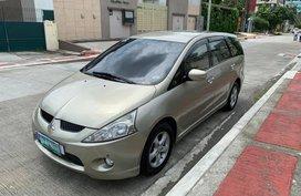 2011 Mitsubishi Grandis Automatic Gasoline for sale in Manila
