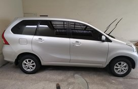 Silver 2014 Toyota Avanza at 40000 km for sale
