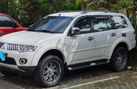 Selling Used Mitsubishi Montero Sport 2012 at 11000 km in Quezon City