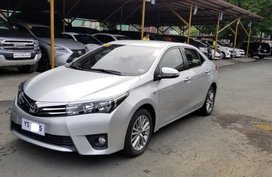 2nd Hand 2016 Toyota Altis at 16000 km for sale in Metro Manila