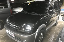 Sell Black 2017 Mitsubishi Adventure Manual Diesel in Cebu