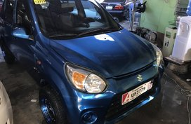 Sell Blue 2017 Suzuki Alto at 20000 km in Cebu
