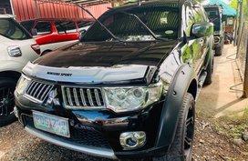 2011 Mitsubishi Montero Sport Manual Diesel for sale