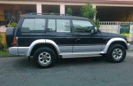Selling Used Mitsubishi Pajero 1997 Manual Diesel in Metro Manila