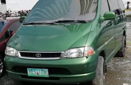 2nd Hand Toyota Granvia 1995 for sale in Caloocan