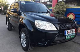 Black 2013 Ford Escape Automatic for sale in Isabela