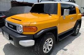 2015 Toyota Fj Cruiser for sale in Pasig