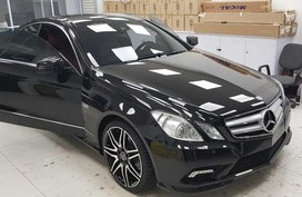 Sell 2012 Mercedes-Benz E-Class Coupe in Makati