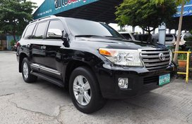 2012 Toyota Land Cruiser Diesel at 57000 km for sale in Pasig City