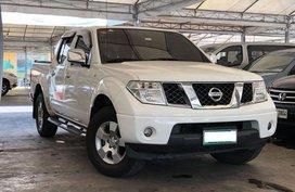 2012 Nissan Frontier Navara at 43000 km for sale in Manila