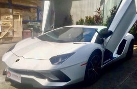 2019 Brand New Lamborghini Aventador for sale in Quezon City