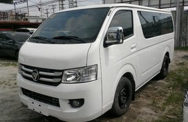 2016 Foton View Transvan for sale in Cainta