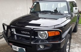 Toyota Fj Cruiser 2015 for sale in Talisay