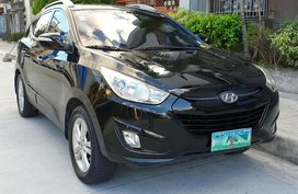 2012 Hyundai Tucson Diesel Automatic for sale in Quezon City