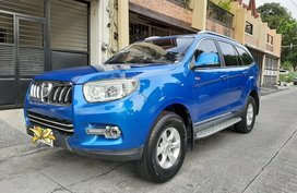 2018 Foton Toplander for sale in Quezon City