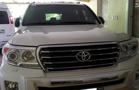 2013 Toyota Land Cruiser Automatic Diesel for sale