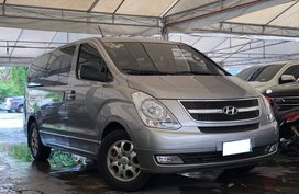 Sell Silver 2013 Hyundai Starex Diesel Automatic in Makati