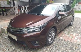 Used 2016 Toyota Altis Automatic for sale in Angeles