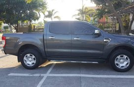 Gray 2017 Ford Ranger Automatic for sale in San Fernando