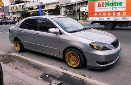 Sell 2nd Hand 2004 Toyota Altis Sedan in Cavite
