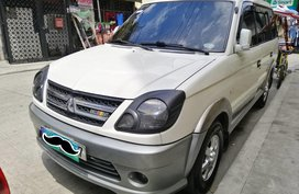 Selling Used Mitsubishi Adventure 2013 Manual Diesel