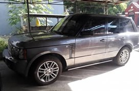 Grey 2009 Land Rover Range Rover Automatic Diesel for sale