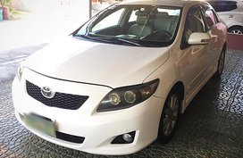 Sell Used Toyota Altis 2010 at 80000 km in Angeles