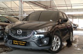 Black 2013 Mazda Cx-5 for sale in Makati