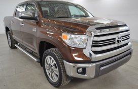 Selling Brand New Toyota Tundra 2018 Truck in Pasig