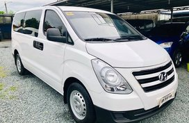 Sell Used 2017 Hyundai Grand Starex Manual Diesel